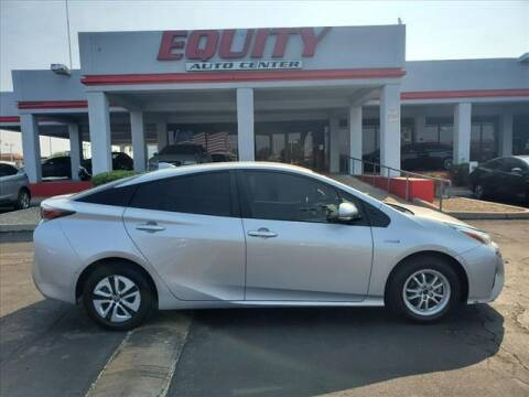 2018 Toyota Prius for sale at EQUITY AUTO CENTER in Phoenix AZ