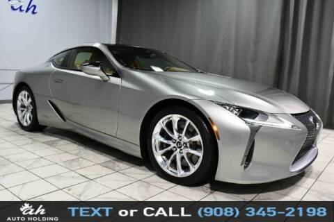 2020 Lexus LC for sale at AUTO HOLDING in Hillside NJ