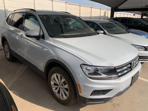 2018 Volkswagen Tiguan for sale at Excellence Auto Direct in Euless TX