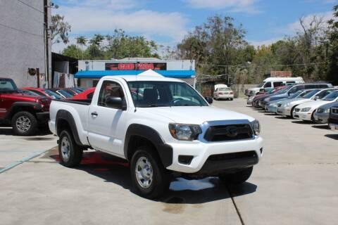 2014 Toyota Tacoma for sale at Car 1234 inc in El Cajon CA
