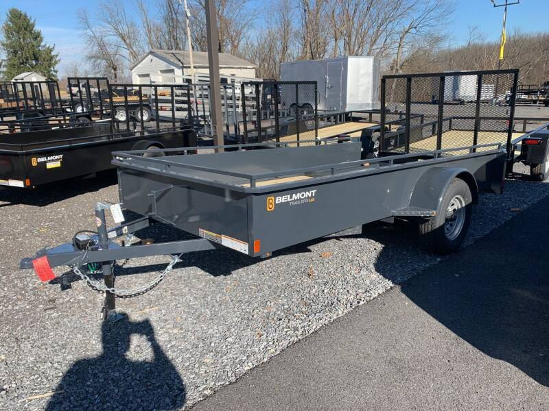 2021 Belmont 6x12 Solid Side 5k for sale at Smart Choice 61 Trailers in Shoemakersville PA