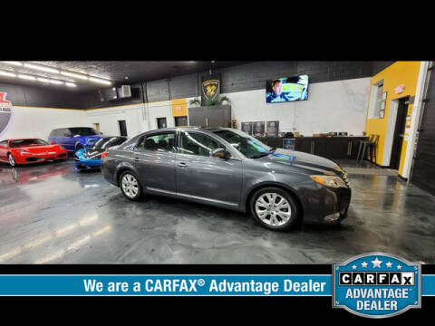 2012 Toyota Avalon for sale at RoseLux Motors LLC in Schnecksville PA