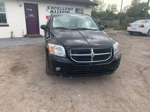 2007 Dodge Caliber for sale at Excellent Autos of Orlando in Orlando FL