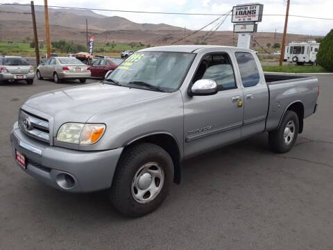 2005 Toyota Tundra for sale at Super Sport Motors LLC in Carson City NV