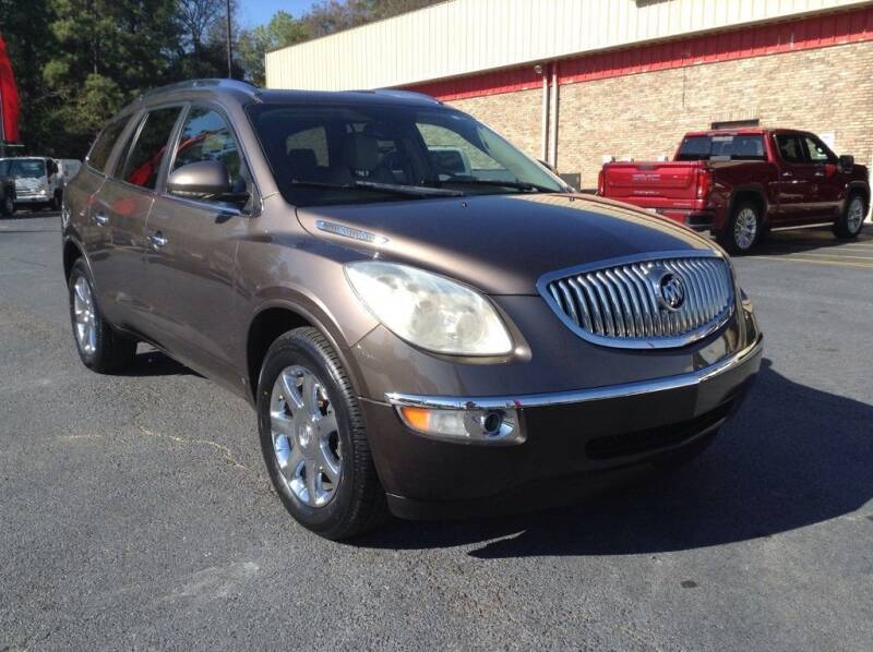 2008 Buick Enclave for sale at Glory Auto Sales LTD in Reynoldsburg OH
