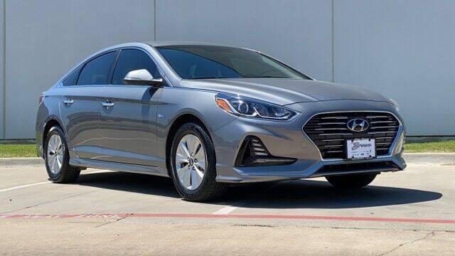 2018 Hyundai Sonata Hybrid for sale in Granbury, TX