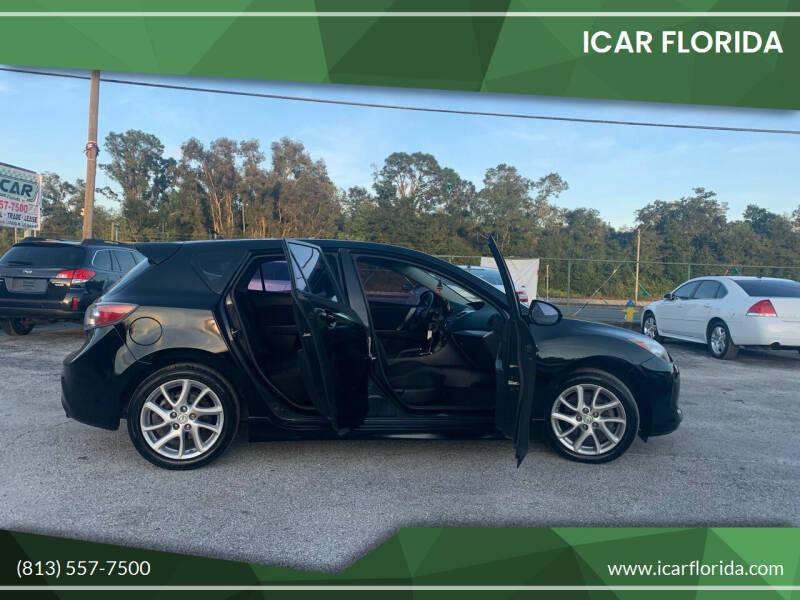 2012 Mazda MAZDA3 for sale at ICar Florida in Lutz FL