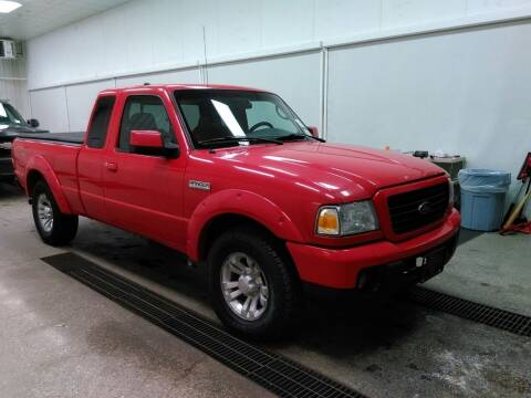 2008 Ford Ranger for sale at Elvis Auto Sales LLC in Grand Rapids MI