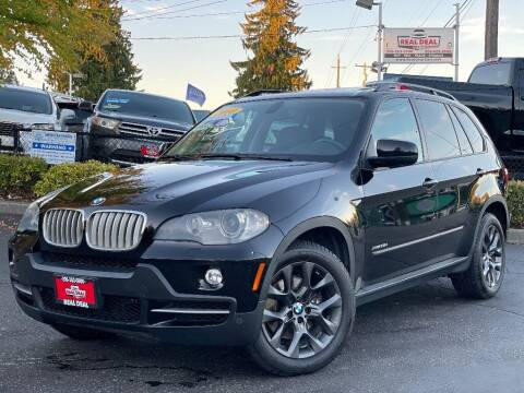 2010 BMW X5 for sale at Real Deal Cars in Everett WA