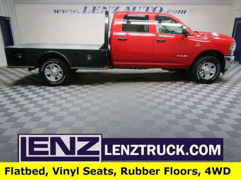 2019 RAM Ram Chassis 3500 for sale at LENZ TRUCK CENTER in Fond Du Lac WI