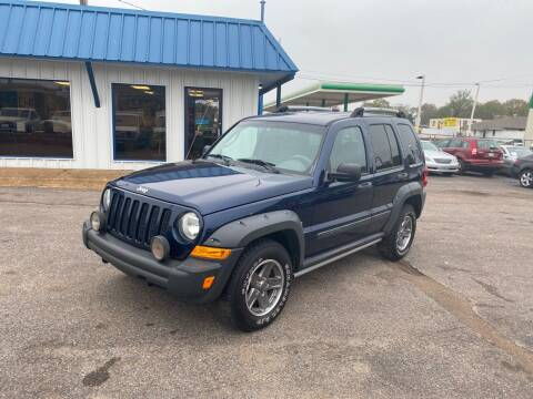 2006 Jeep Liberty for sale at Memphis Auto Sales in Memphis TN