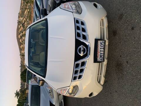 2011 Nissan Rogue for sale at GRAND AUTO SALES - CALL or TEXT us at 619-503-3657 in Spring Valley CA