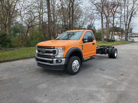 2021 Ford F-550 for sale at Deep South Wrecker Sales in Fayetteville GA