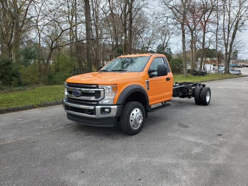2021 Ford F-550 Super Duty for sale at Deep South Wrecker Sales in Fayetteville GA