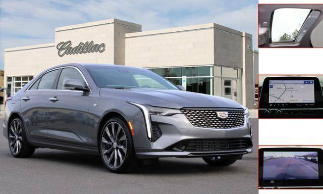 2021 Cadillac CT4 for sale in Concord, NC