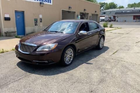 2012 Chrysler 200 for sale at Elmwood Park Auto Haus in Elmwood Park IL