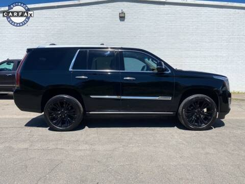 2016 Cadillac Escalade for sale at Smart Chevrolet in Madison NC