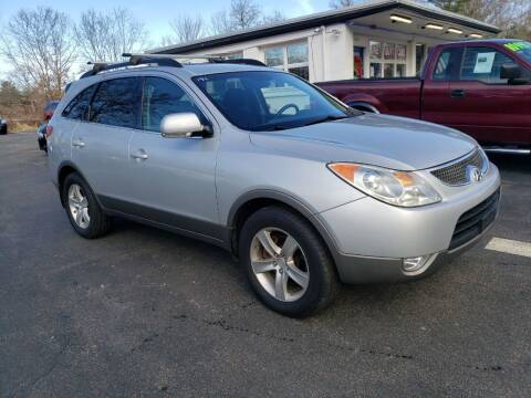 2008 Hyundai Veracruz for sale at Highlands Auto Gallery in Braintree MA