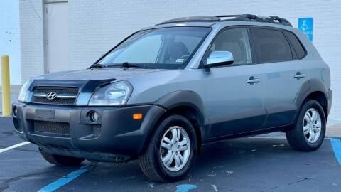 2006 Hyundai Tucson for sale at Carland Auto Sales INC. in Portsmouth VA