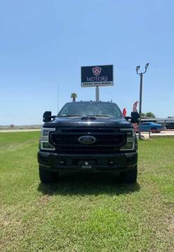 2020 Ford F-350 Super Duty for sale at A & V MOTORS in Hidalgo TX