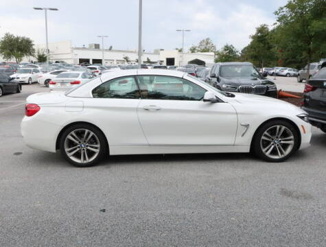 2018 BMW 4 Series for sale at Southern Auto Solutions - BMW of South Atlanta in Marietta GA