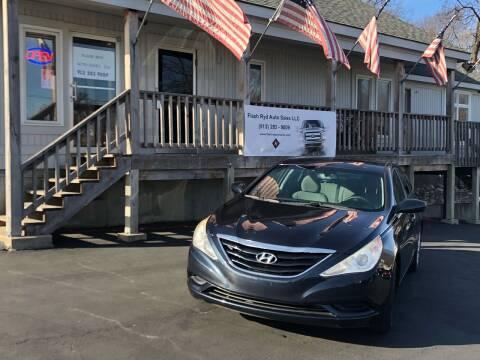 2012 Hyundai Sonata for sale at Flash Ryd Auto Sales in Kansas City KS