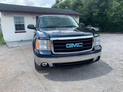 2007 GMC Sierra 1500 for sale at Excellent Autos of Orlando in Orlando FL