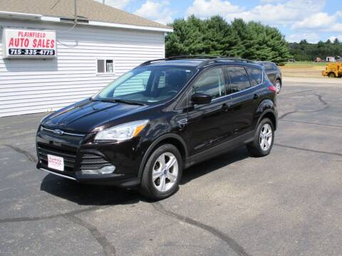 2013 Ford Escape for sale at Plainfield Auto Sales, LLC in Plainfield WI