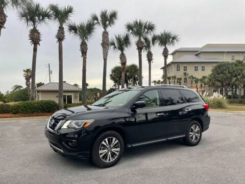 2019 Nissan Pathfinder for sale at Gulf Financial Solutions Inc DBA GFS Autos in Panama City Beach FL