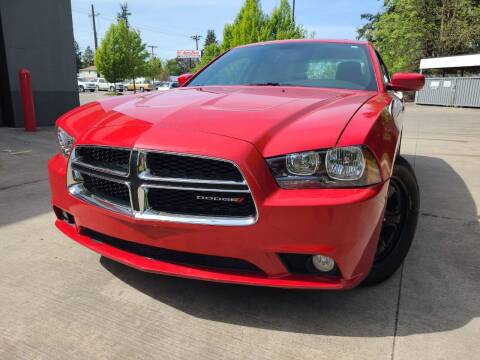 2012 Dodge Charger for sale at A1 Group Inc in Portland OR
