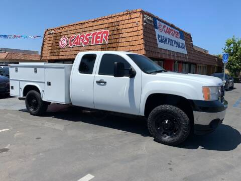 2012 GMC Sierra 2500HD for sale at CARSTER in Huntington Beach CA