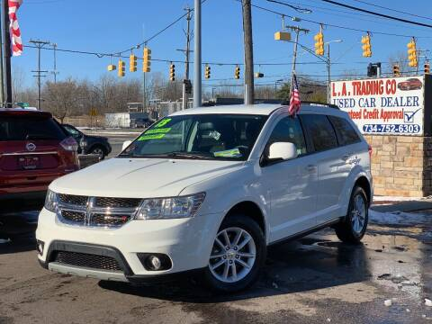 2013 Dodge Journey for sale at L.A. Trading Co. in Woodhaven MI