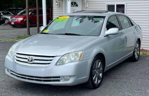 2006 Toyota Avalon for sale at Landmark Auto Sales Inc in Attleboro MA
