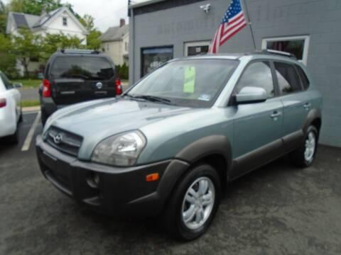 2006 Hyundai Tucson for sale at Greg's Auto Sales in Dunellen NJ