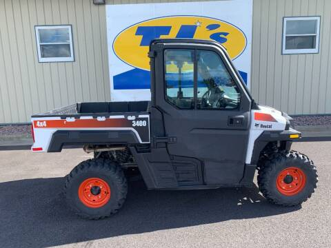 2019 Bobcat 3400 for sale at TJ's Auto in Wisconsin Rapids WI