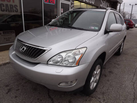 2009 Lexus RX 350 for sale at Arko Auto Sales in Eastlake OH
