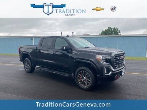 2020 GMC Sierra 1500 for sale at Tradition Chevrolet Buick in Geneva NY