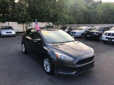 2015 Ford Focus for sale at Auto Revolution in Charlotte NC
