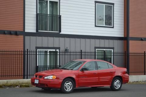 2000 Pontiac Grand Am for sale at Skyline Motors Auto Sales in Tacoma WA