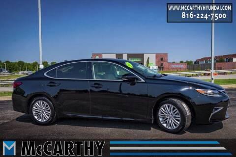 2017 Lexus ES 350 for sale at Mr. KC Cars - McCarthy Hyundai in Blue Springs MO