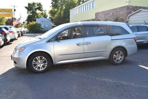 2011 Honda Odyssey for sale at Absolute Auto Sales, Inc in Brockton MA