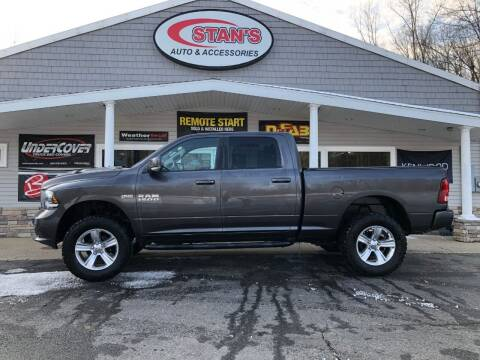 2014 RAM Ram Pickup 1500 for sale at Stans Auto Sales in Wayland MI