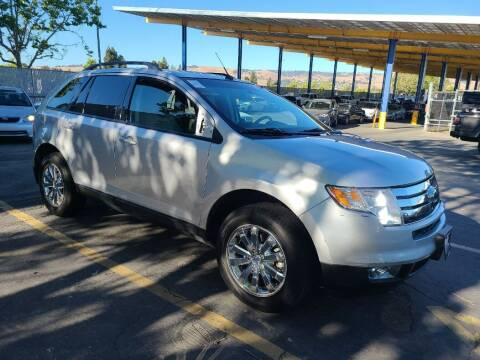 2010 Ford Edge for sale at Kansas Car Finder in Valley Falls KS