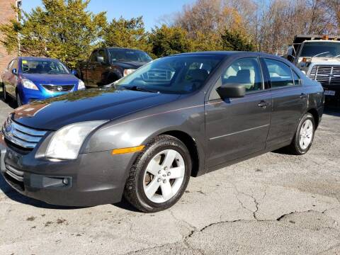 2007 Ford Fusion for sale at COLONIAL AUTO SALES in North Lima OH