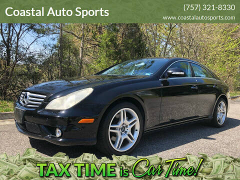2006 Mercedes-Benz CLS for sale at Coastal Auto Sports in Chesapeake VA