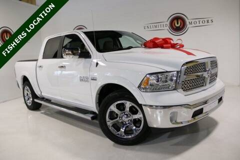 2016 RAM Ram Pickup 1500 for sale at Unlimited Motors in Fishers IN