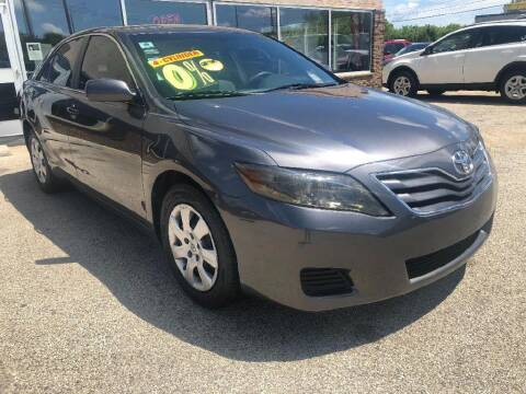 2011 Toyota Camry for sale at Jose's Auto Sales Inc in Gurnee IL