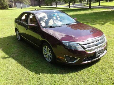 2011 Ford Fusion for sale at ELIAS AUTO SALES in Allentown PA