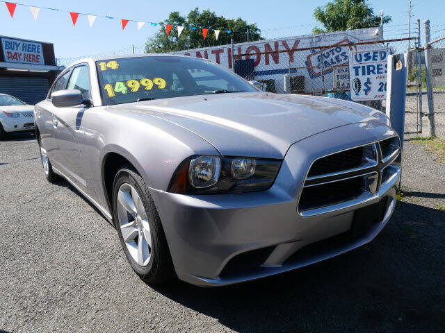 2014 Dodge Charger for sale at MICHAEL ANTHONY AUTO SALES in Plainfield NJ