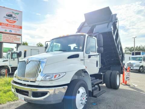 2011 International DuraStar 4400 for sale at Orange Truck Sales in Orlando FL